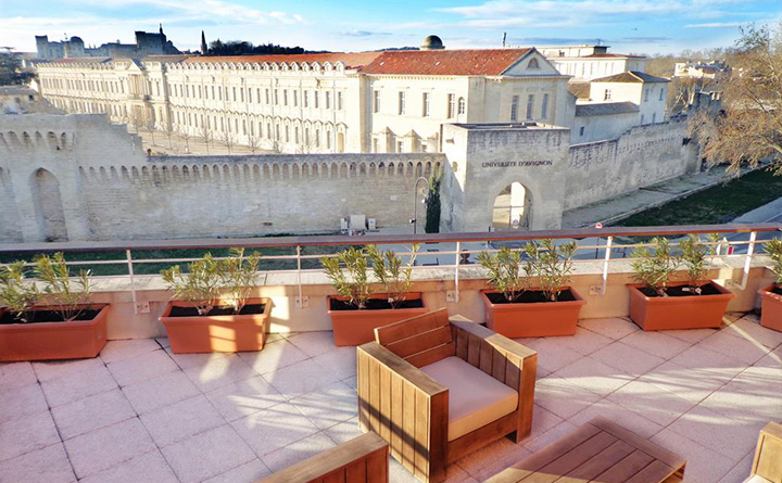 Apart'Hotel Avignon