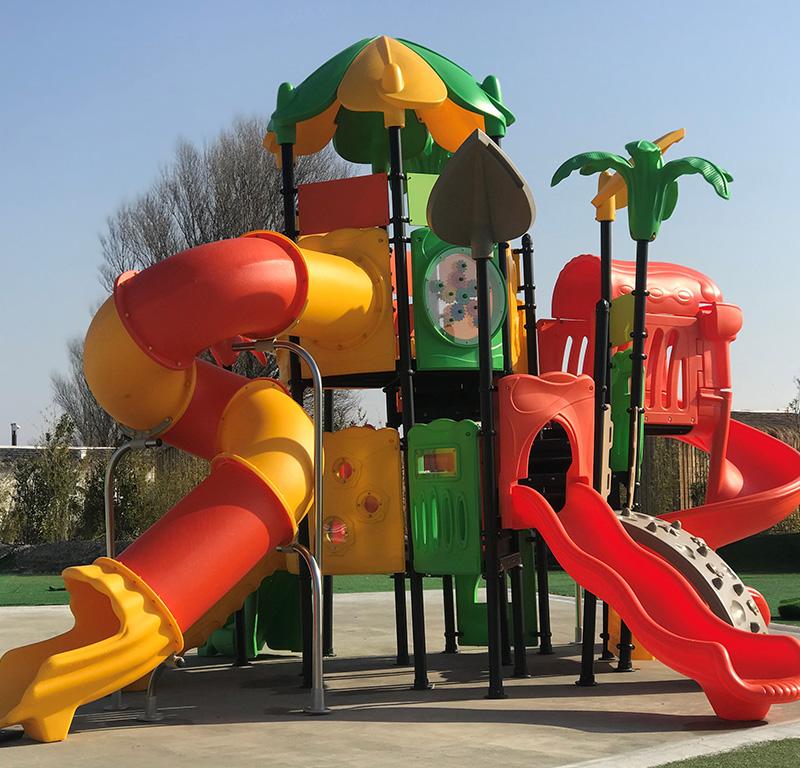 Tiki Slide