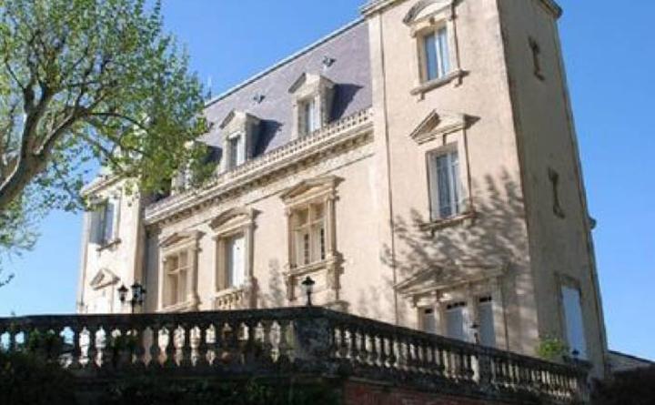 Le Château du Martinet EN