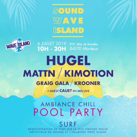 SOUND WAVE ISLAND